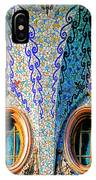 Barcelona Mosaic  IPhone Case