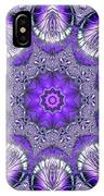 Bejeweled Easter Eggs Fractal Abstract IPhone Case by Rose Santuci-Sofranko