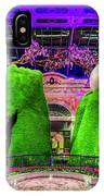 Bellagio Conservatory Spring Display Ultra Wide 2 To 1 Aspect Ratio IPhone Case
