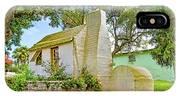 Bermuda Botanical Gardens Cottage IPhone X Case