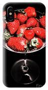 Berry Tonic IPhone X Case