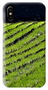 Between The Rows IPhone Case