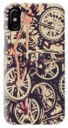 Bike Mountain IPhone X Case