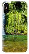 Bioko Waterfall IPhone Case
