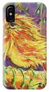 Bird In Nature IPhone Case