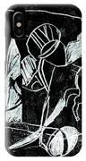 Black Ivory Issue 1b17a IPhone Case