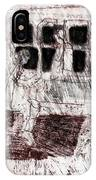Black Ivory Issue 1b19 IPhone Case