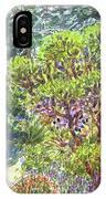 Blake Garden, Berkeley Ca IPhone X Case
