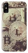 Blocks Of Bitcoin IPhone Case