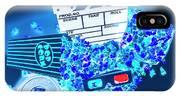 Blue Screen Entertainment IPhone Case
