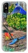 Bluejays Landing San Pedro IPhone Case