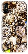 Bmx Pebble Race IPhone Case