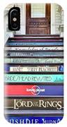 Book Stairs IPhone Case