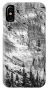 Bryce Canyon National Park Bw IPhone Case
