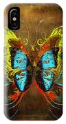 Butterfly Abstract IPhone Case
