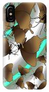 Butterfly Patterns 2 IPhone X Case