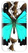 Butterfly Patterns 25 IPhone X Case