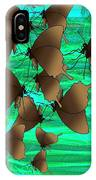 Butterfly Patterns 3 IPhone X Case
