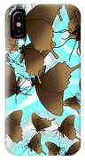 Butterfly Patterns 6 IPhone X Case