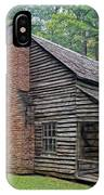 Cabin In The Woods - Fractals IPhone X Case