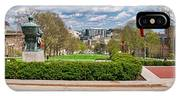 Capitol - Madison - Wisconsin From Bascom Hall IPhone X Case