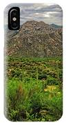 Catalina Foothills H1130 IPhone Case