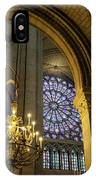 Cathedrale Notre Dame De Paris IPhone Case by Brian Jannsen