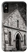 Cedar Hill Chapel IPhone X Case
