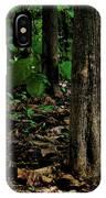 Cedar Trees IPhone Case