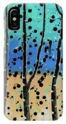 Celebration - Abstract Landscape  IPhone Case