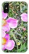 Chateau Montelena Garden 1 IPhone Case