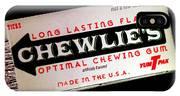 Chewlie's Gum Clerks IPhone Case