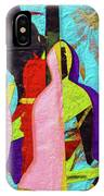 Chiang Mai Buddha Collage 16 IPhone Case