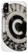 Chicago Theater Marquee - T-shirt IPhone Case