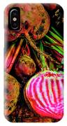 Chioggia Beets IPhone Case