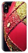 Christmas Abstract 18 IPhone Case