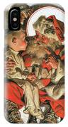 Christmas Eve - Digital Remastered Edition IPhone Case