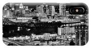 Cincinnati Covington And Ohio River IPhone Case