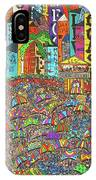 City Meets The Bay IPhone Case