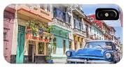 Classic Car In Havana, Cuba IPhone Case
