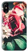 Close Up Colorful Bunch Of Beautiful IPhone X Case
