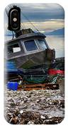 Coastal Fishing Vancouver Island IPhone Case