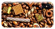 Coffee Candy IPhone X Case