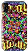 Colin's Mandala IPhone Case