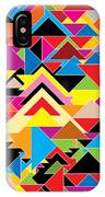 Color Abstract IPhone X Case
