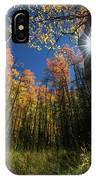 Colorado Gold IPhone Case