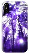 Colorful Trees X IPhone Case