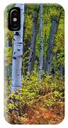 Colors Of October IPhone Case by John De Bord