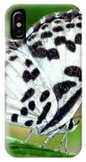 Common Pierrot Butterfly IPhone Case