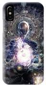 Cosmic Ritual IPhone Case